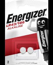 Enr LR43/186 Alkaline ...