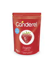Canderel makeutusainejauhe täyttöpakkaus 90g