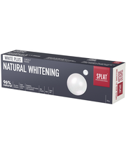 Splat White Plus Natural whitening BIO 125g