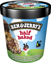 Ben & Jerry's 500ml Half Baked