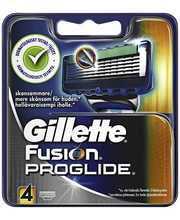 Gillette 4kpl Fusion P...