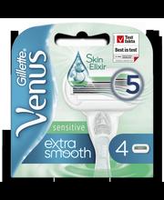 Gillette 4kpl Venus Extra Smooth Sensitive terä