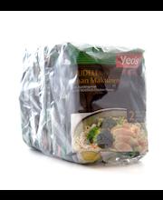 Yeo's 5x85 g Kananmakuinen pikanuudeli