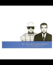 Pet Shop Boys:discography