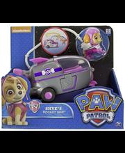 Paw Patrol hahmo ja ajoneuvo