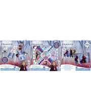 Frozen 2 3 pack games bun