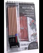 Reeves luonnoslehtiö a5