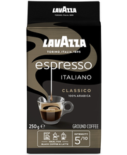 Lavazza 250g Caffe Espresso jauhettu kahvi