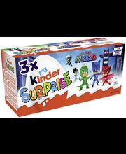 Kinder Surprise 3x20g yllätyssuklaamuna