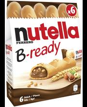 Vohvelipatukka Nutella...