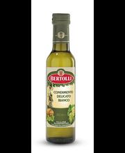 Bertolli 250ml Condimento Delicato Bianco italialainen balsamiviinietikka