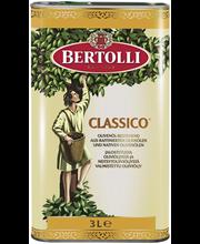 Bertolli 3l Olio di Oliva Classico oliiviöljy