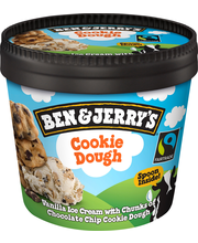 Ben & Jerry's 150ml Cookie Dough