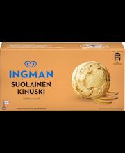 Ingman 1L Suolainen Kinuski jäätelö