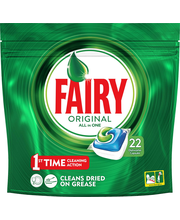 Fairy 22kpl Original All in One konetiskitabletti