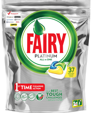 Fairy 37kpl Platinum A...