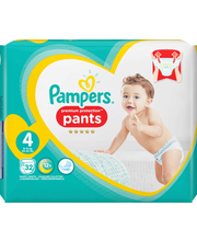 Pampers 32kpl PP Pants...
