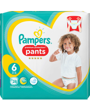 Pampers 28kpl PP Pants...