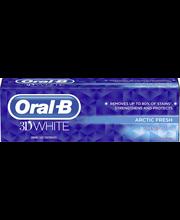 Oral-B 75ml 3DW Arctic...