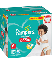 Pampers 64kpl BD Pants...