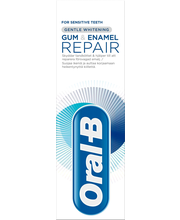 Oral-B 75ml Gum&Enamel Repair Gentle Whitening hammastahna