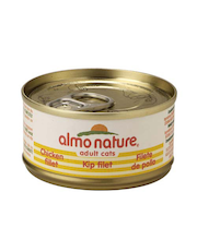 Almo Nature Legend kanafilee 70 g, märkäruoka kissoille