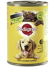 Pedigree 400g Meaty Ap...