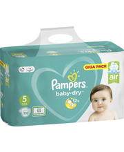Pampers 110kpl BabyDry...