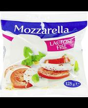 Mozzarella laktoositon