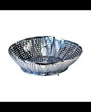 Metaltex vihanneskeittokori/-höyrystin