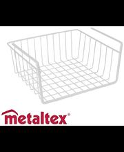 Metaltex Babatex hyllynaluskori 30x26x14cm