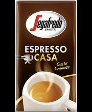 Segafredo Espresso Casa 250g erittäinhienojauhatus kahvi