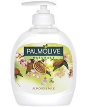 Palmolive Naturals 300ml Almond & Milk nestesaippua