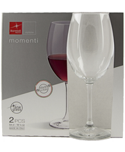 Bormioli Momenti viinilasi 54 cl 2 kpl/pkt