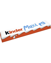 Kinder Maxi maitosuklaata maitoisalla täytteellä 21g (1kpl)
