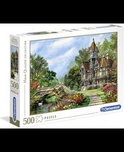 500 palaa palapeli high q