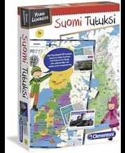 Suomi tutuksi -palapeli