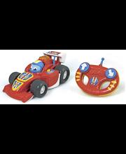 Clementoni puhuva formula-auto, kauko-ohjattava