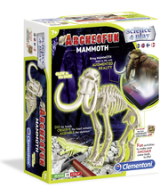 Clementoni Archeofun mammutti