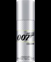 James Bond 007 150ml Cologne deodorantti spray