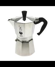 Bialetti Moka Express -espressokeitin 3 kupin