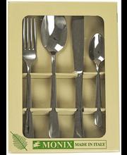 Pintinox Dinner aterinsetti 16 osaa