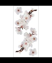 Home Decor sisustustarra Photographic Blossom 59389, 2 x 15x31 cm              valkoinen, ruskea