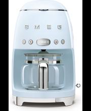 Smeg DCF01PBEU kahvinkeitin, pastellinsininen