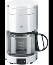 Braun KF47.1WH Aromaster kahvinkeitin