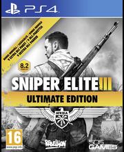 PS4 SNIPER ELITE 3 UE ...