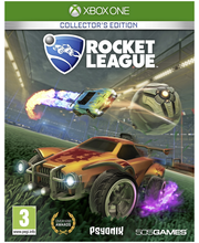 XONE Rocket League Collectors Edition