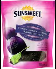 Sunsweet 200g Kivettömiä luumuja