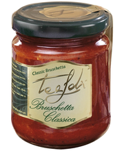 Tealdi classic bruschetta