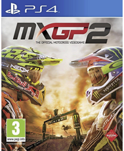 PS4 MXGP2 - The Official Motocross Videogame